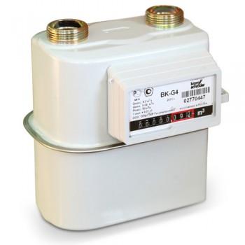 Общий вид счётчика газа ВК-G