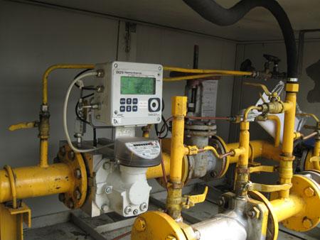 Счетчики газа и измерительные комплексы Эльстер Газэлектроника