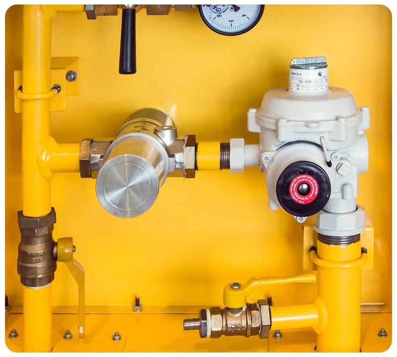 фото регулятор давления газа