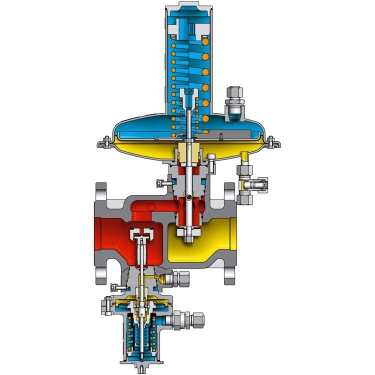 Регулятор давления газа HON 330