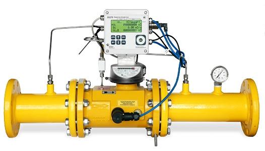 Оптимус - А-1092-7000 (ГРУ) на базе RG/2MB Ду 50 с СГ-ЭКВз-Р-0,75-160/1,6(1:250)
