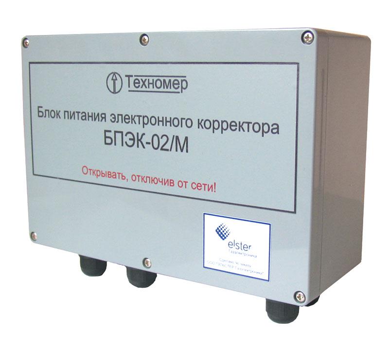 Блок питания БПЭК-02/М для электронного корректора ЕК270 (ЕК260)