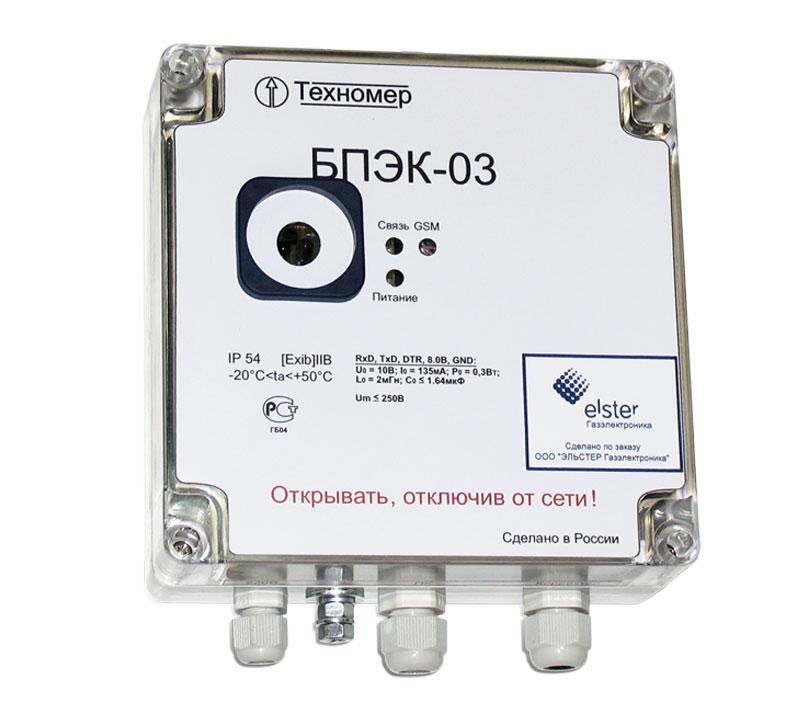 БПЭК-03 (БПЭК-03/Ш) – источник питания для электронного корректора ТС215