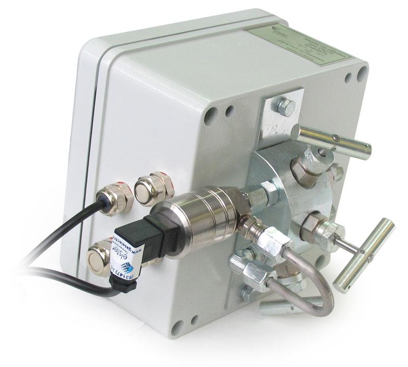 Преобразователь перепада давления с цифровым выходом для корректора ЕК270