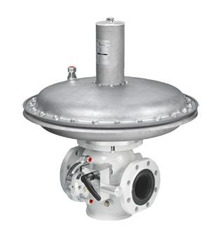 Регулятор давления серии MR HP20